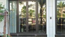 Cửa nhôm Xingfa Biên Hòa Kính hộp trang trí