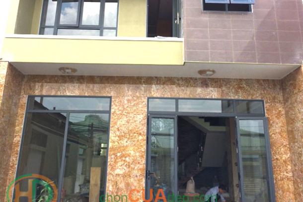 Cửa nhôm XingFa nhập khẩu chính hãng 100% tại Biên Hòa