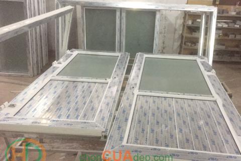 Nhận gia công sản xuất cửa nhựa loi thep tại Biên Hòa