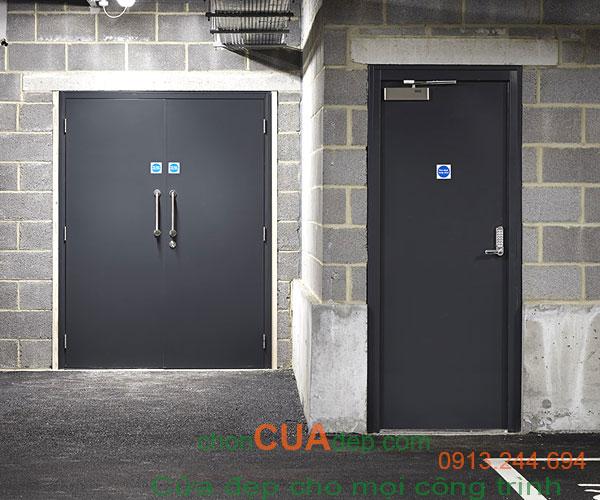 cửa chống cháy biên hòa 1