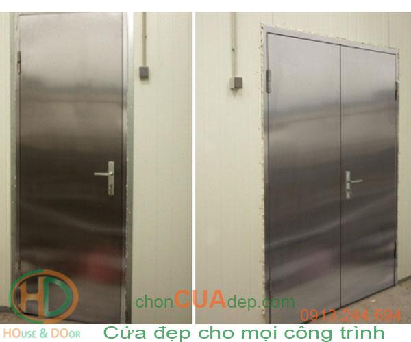 cửa chống cháy inox 5