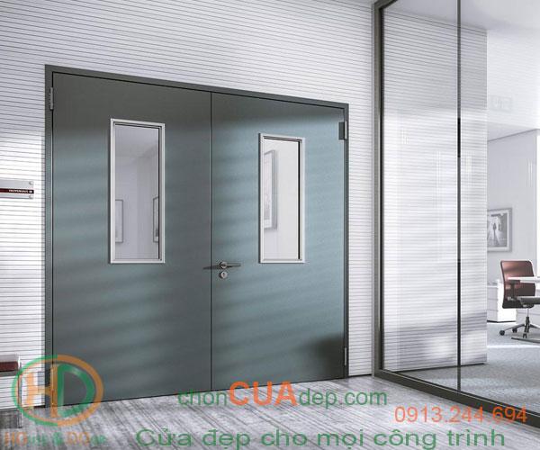 cửa chống cháy inox 6