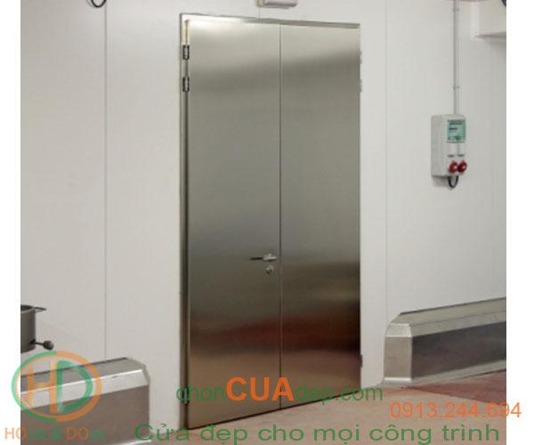 cửa chống cháy inox 8