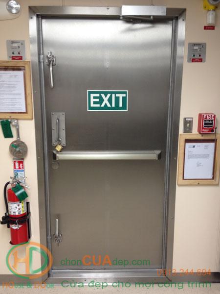 cửa chống cháy phan thiết 3