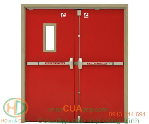 cửa chống cháy vũng tàu 2