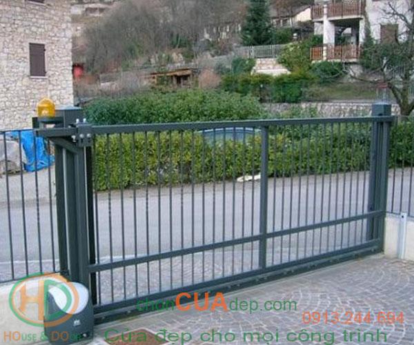 cửa cổng tự động 7