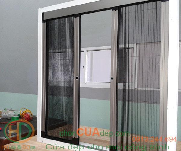cửa lưới chống muỗi 1