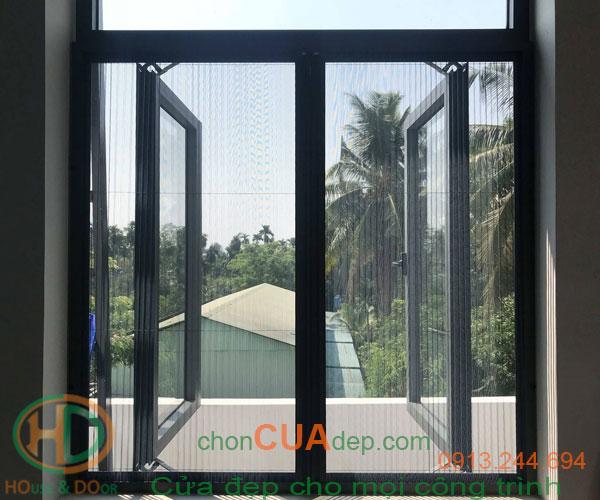 cửa lưới chống muỗi 15