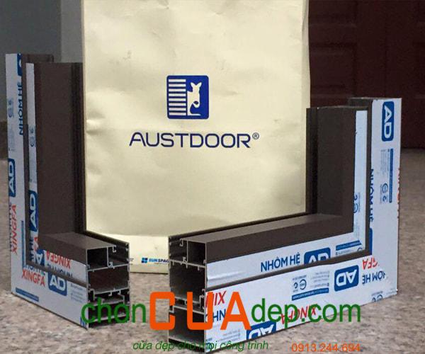 cửa nhôm Austdoor bình dương 2