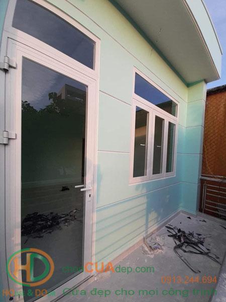 cửa nhôm Austdoor bình dương 3