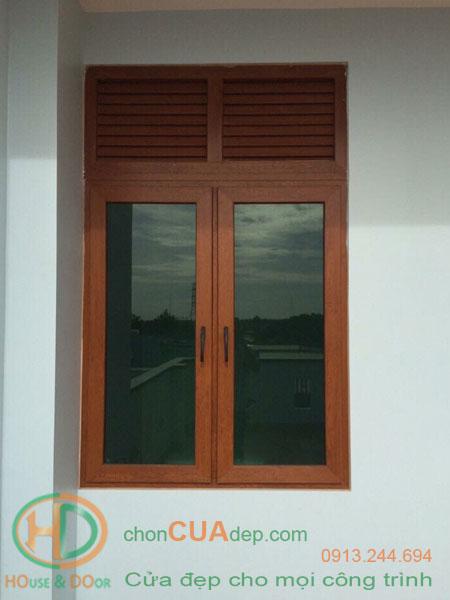 cửa nhôm xingfa Austdoor 13