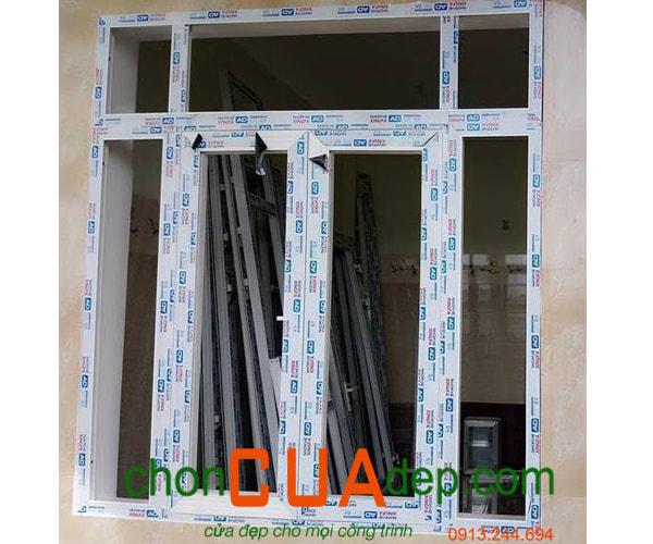 cửa nhôm xingfa Austdoor 7