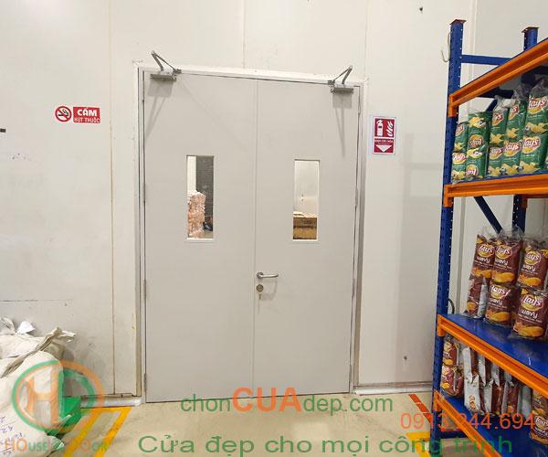 cửa thép thoát hiểm 13