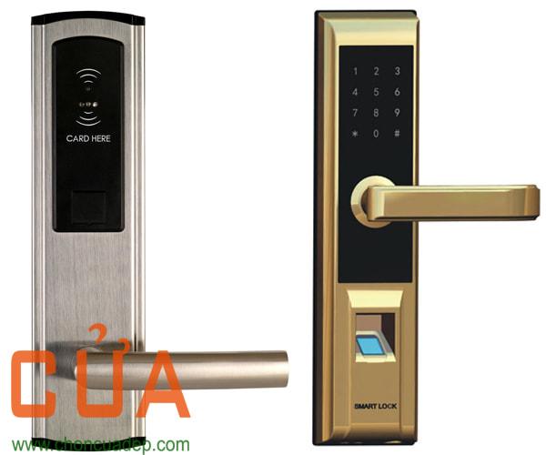 khóa cửa chống cháy