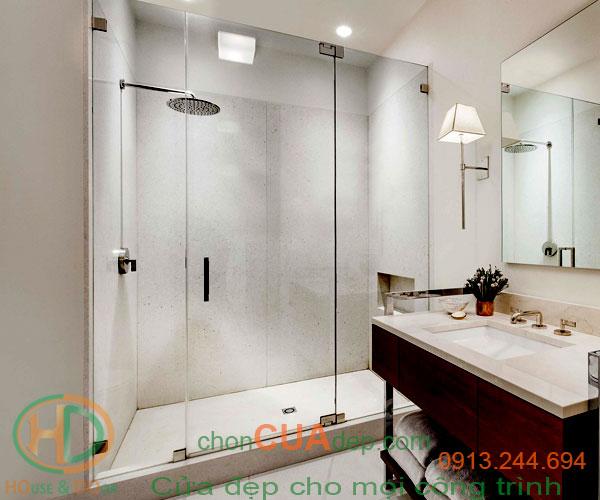 phòng tắm kính 2