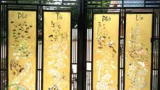 Cửa cổng sắt cắt CNC Đồng Nai