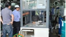 Tủ đựng máy Scaner sản phẩm