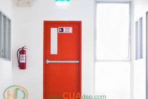 Cửa thép thoát hiểm Biên Hòa
