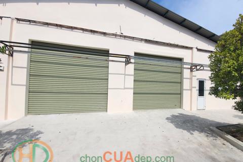 Dịch vụ lắp đặt và sửa chửa cửa cuốn tại Biên ...